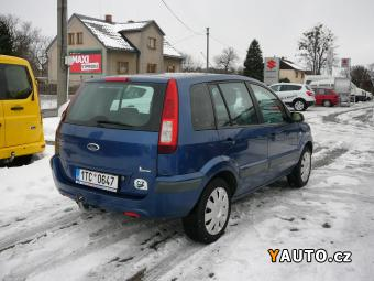 Prodám Ford Fusion 1.4 i Trend