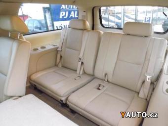 Prodám Cadillac Escalade 6.2i 301KW LPG TOP VÝBAVA LONG