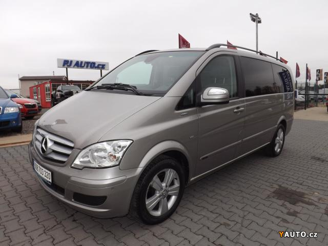 prod m mercedes benz viano l 3 0 cdi v6 165 kw 8 m st top. Black Bedroom Furniture Sets. Home Design Ideas