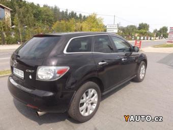 Prodám Mazda CX-7 2.3i 191 KW CZ TAŽNÉ TOP STAV