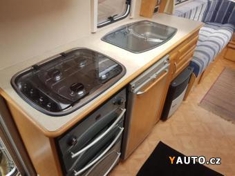Prodám Caravelair HERMITAGE 572