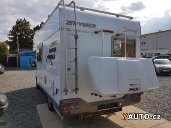 Prodám Hymer Swing CS544 2.8i. d. TD - solár
