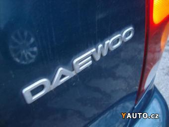 Prodám Daewoo Lanos 1.3 i, 1. Majitel