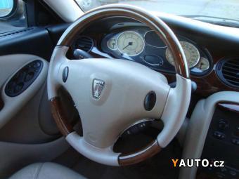 Prodám Rover 75 1.9 CDTi, 2. Maj. AUTOMAT