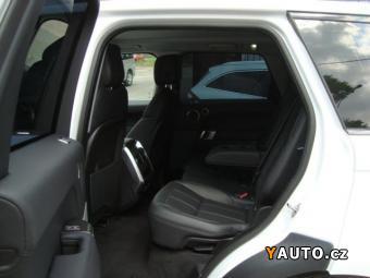 Prodám Land Rover Range Rover Sport 3.0 TDV6, ČR, 1. Maj. 2, 2018