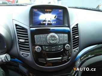 Prodám Chevrolet Orlando 2.0 CRDi, ČR, S. k. 2. Maj. 7-m, AUT