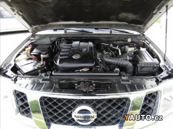 Prodám Nissan Navara 2,5 dCi Double Cab L XE