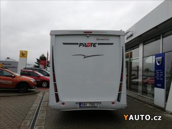 Prodám Pilote 2,3 JTD GALAXY G700 obytný au