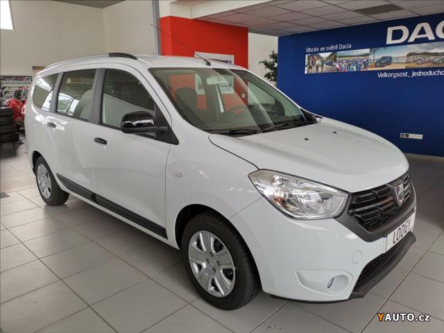 Prodám Dacia Lodgy 1,5 dCi 7 míst Arctica