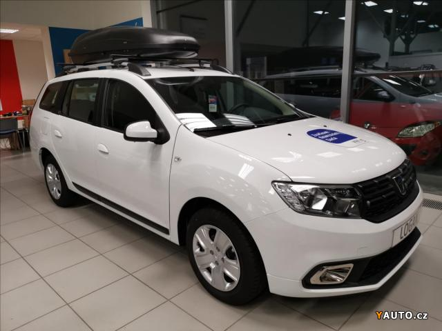Prodám Dacia Logan 1,0 SCe MCV Arctica