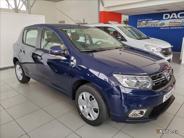 Prodám Dacia Sandero 1,0 SCe Arctica