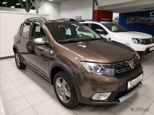 Prodám Dacia Sandero 0,9 TCe StepWAY