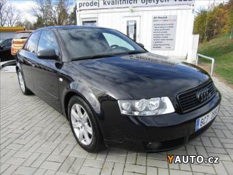 Prodám Audi A4 1,8 Turbo Quattro S-Line