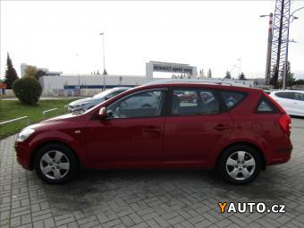 Prodám Kia Ceed 1,4 CVVT SportyWagon Active
