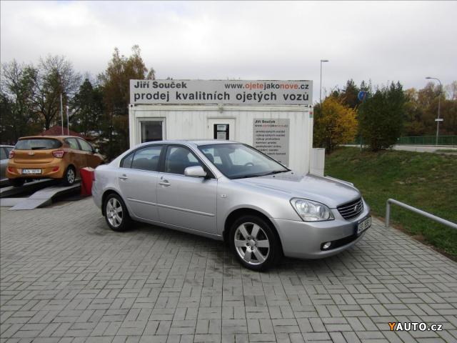 Prodám Kia Magentis 2,0 CVVT EX