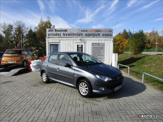 Prodám Peugeot 206 1,4 i Contact