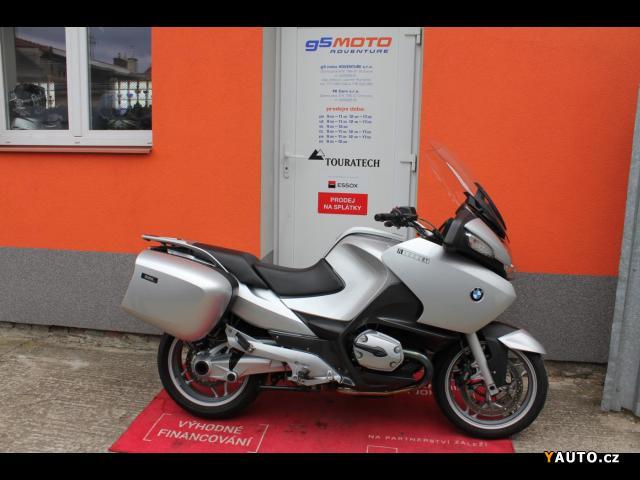 Prodám BMW R1200RT