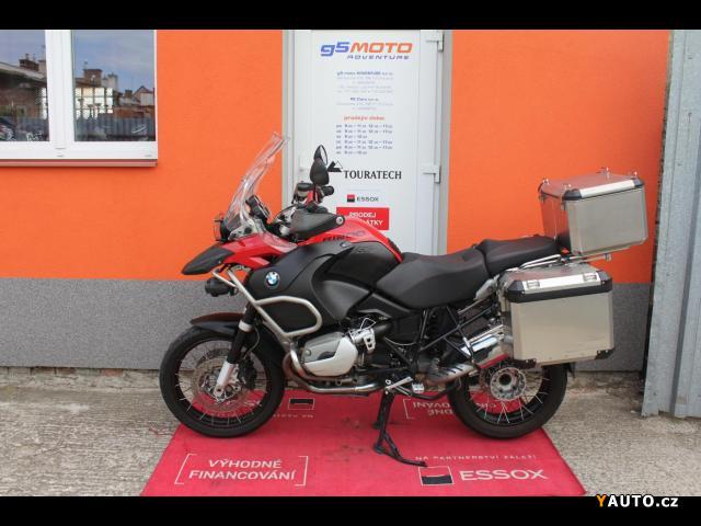Prodám BMW R 1200 GS Adventure