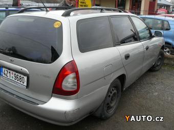 Prodám Daewoo Nubira LPG