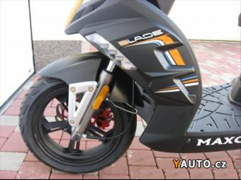 Prodám Maxon 0,1 Blade 125 Nové, Záruka, TOP