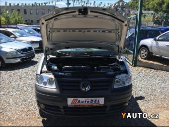 Prodám Volkswagen Caddy 1,6 MPi 75kW Serviska, Klima, 1
