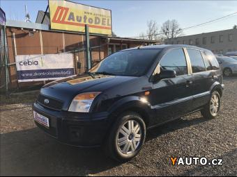 Prodám Ford Fusion 1,4 i Serviska, Tažné, ALU, Klim