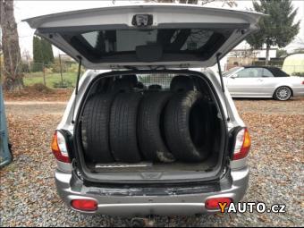 Prodám Hyundai Santa Fe 2,7 i LPG 4x4 Automat, Nová ST