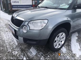 Prodám Škoda Yeti 1,2 TSi Serviska, Cebia, Naviga
