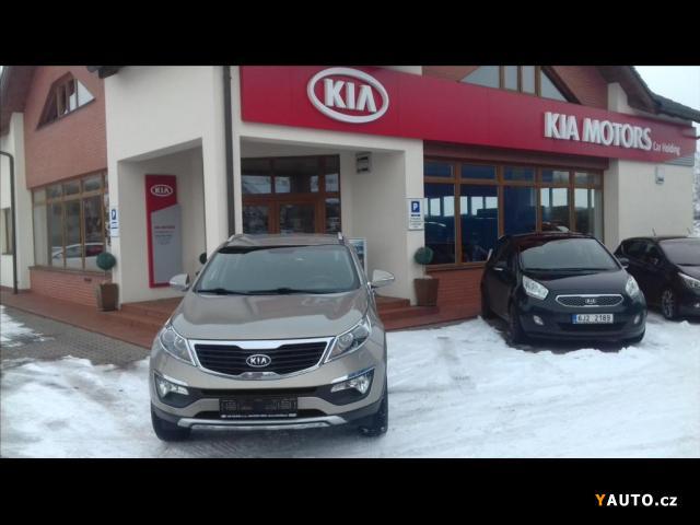 Prodám Kia Sportage 1,6 GDi, xenony, záruka Comfo