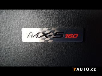 Prodám Mazda MX-5 2,0 Limited edition, Recaro, B
