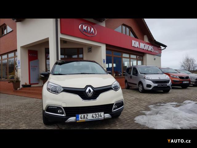 Prodám Renault Captur 1,2 INTENS, TOP STAV, MAX. VÝB