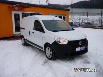 Prodám Dacia Dokker 1,5 dCi DPH CZ