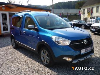 Prodám Dacia Dokker 1,5 dCi Stepway 66KW CZ