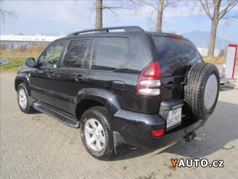 Prodám Toyota Land Cruiser 3,0 Terra