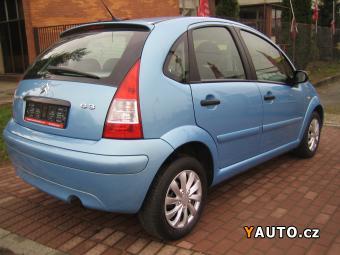 Prodám Citroën C3 1.1 i