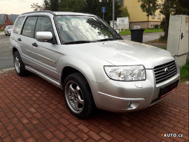 Prodám Subaru Forester