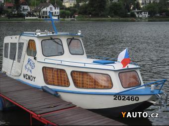 Prodám  + loď VENDY s vlastním pohonem