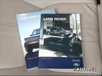 Prodám Land Rover Discovery 3,0 TDV6 HSE 7MÍST, VZDUCH, ČR