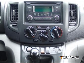 Prodám Nissan NV200 1,6 i 16V 5 Míst, ČR, 1 Majitel