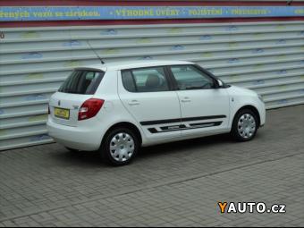 Prodám Škoda Fabia 1,2 HTP ČR, SERVISKA, POCTIVÉ KM