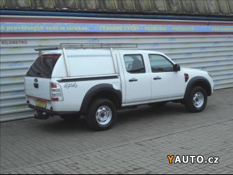 Prodám Ford Ranger 2,5 TDCi 105kw 4x4, ČR, Klima