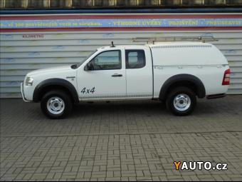 Prodám Ford Ranger 2,5 TDCi 4x4, ČR, Tažné, Serviska
