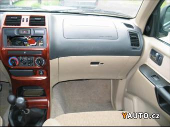 Prodám Nissan Terrano II 3,0 Di 7míst 4x4 DI ELEGANCE