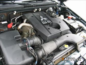 Prodám Mitsubishi Pajero 3,2 Xenon, Kůže, Digi klima, Serv