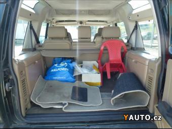 Prodám Land Rover Discovery 2,5 TD5 4x4, TZ 3500kg TD5 AD