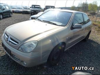 Prodám Citroën Xsara 1,6 COUPE I 16V VTR