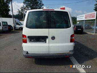 Prodám Volkswagen Transporter 1,9 TDI naj. 135500km