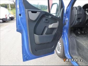 Prodám Opel Movano 2,3 6 rychl. Klimatizace VAN