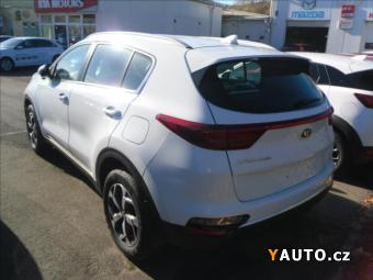 Prodám Kia Sportage 1,6 GDi 4x2 EXCLUSIVE LED