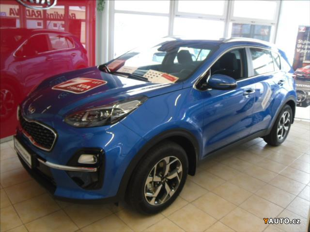 Prodám Kia Sportage 1,6 GDi 4x2 EXCLUSIVE LED (201